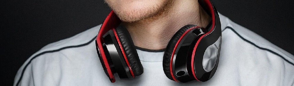 over the Ear Bluetooth Headphones