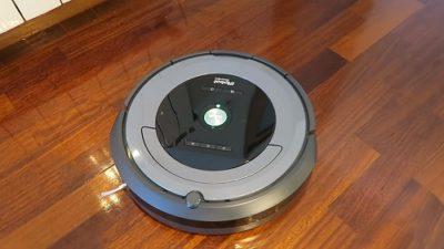 Robot Vacuum Header
