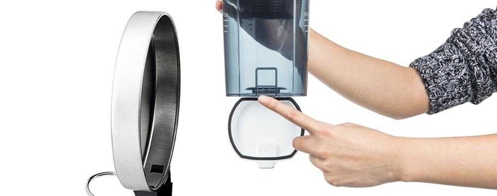 Eufy HomeVac Lightweight Upright Vacuum