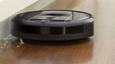 Review of the iRobot Roomba i7+ 7550