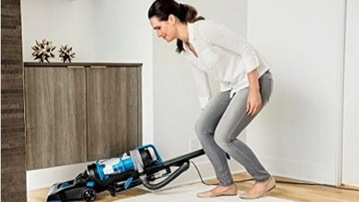 BISSELL PowerForce Helix Bagless Upright Vacuum 2191 Review