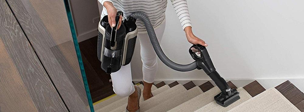 Cordless Shark vacuum