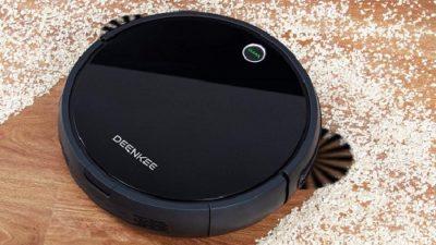 DEENKEE i7 Robot Vacuum