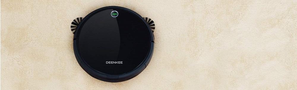 DEENKEE i7 Robot Vacuum Review