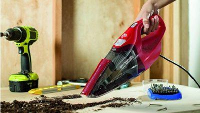 Dirt Devil Scorpion Quick Flip Hand Vacuum