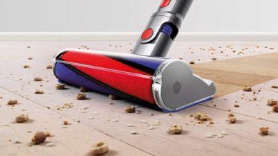 Dyson V7 vs. V8 Stick Vacuum