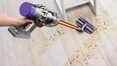 Dyson V8 vs. V10 Stick Vacuum Comparison