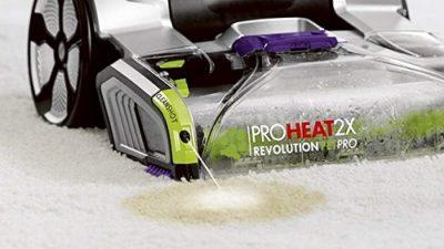 Hoover Smartwash vs. Bissell Proheat 2x Revolution Pet Pro Carpet Cleaner