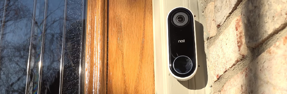 Nest Hello Video Doorbell And The Yale Lock