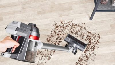 Review of the Deik Cordless Vacuum Cleaner