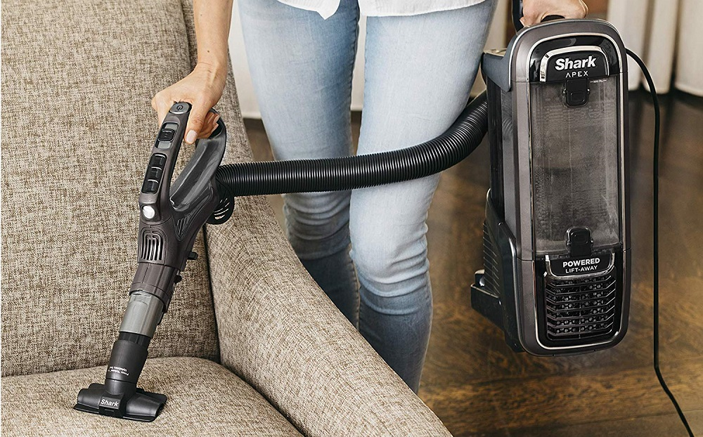 Shark APEX Upright Vacuum Review