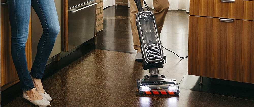 Review of the Shark APEX Upright Vacuum