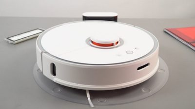 Review of the Xiaomi Mi Robot Vacuum