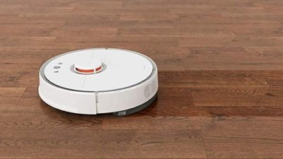 Roborock S5 Robotic Vacuum and Mop Cleaner, 2000Pa Super Power Suction