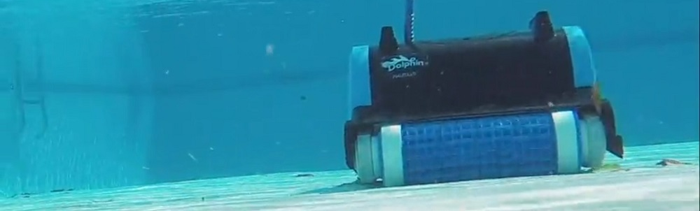 Inground Pool Robotic Pool Cleaner