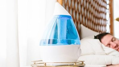 Crane USA Humidifiers - Ultrasonic Cool Mist Humidifier Review