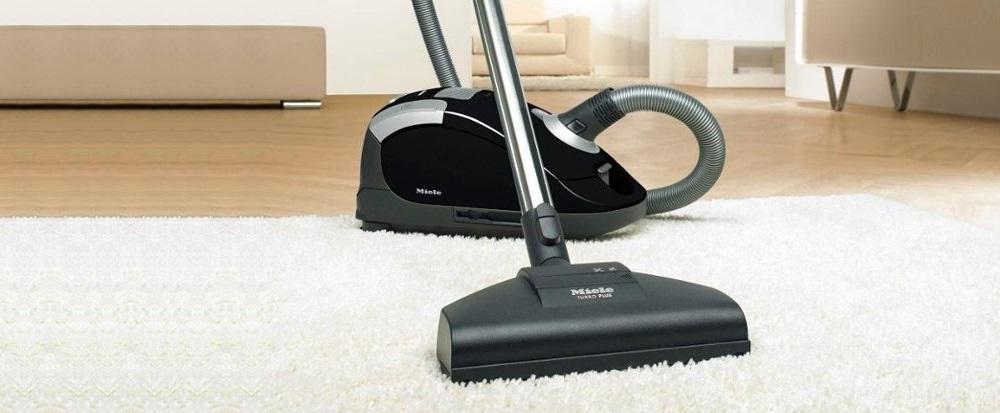 Miele Turbo Team Canister Vacuum