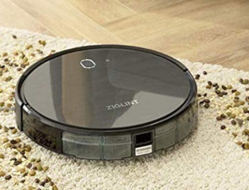 ZIGLINT D5 Self-charging Robotic Vacuum Review