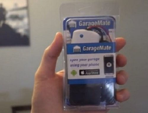 GarageMate Review: Open your Garage With your Smartphone