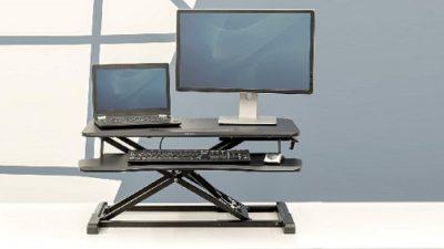 Fellowes Corsivo Height Adjustable Standing Desk