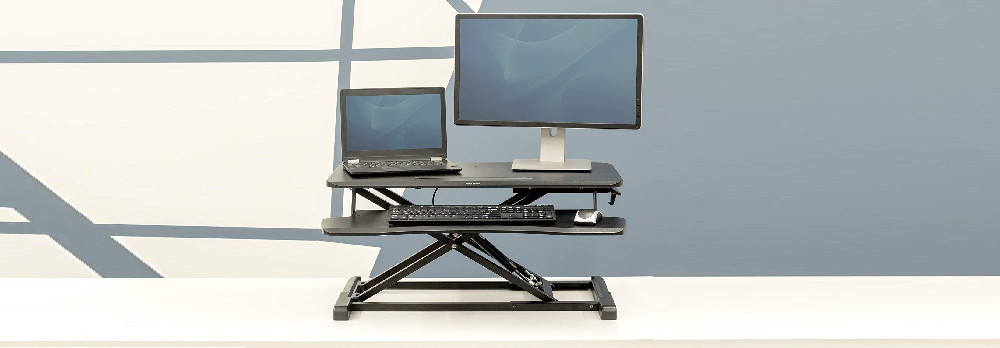 Fellowes Corsivo Height Adjustable Standing Desk Review