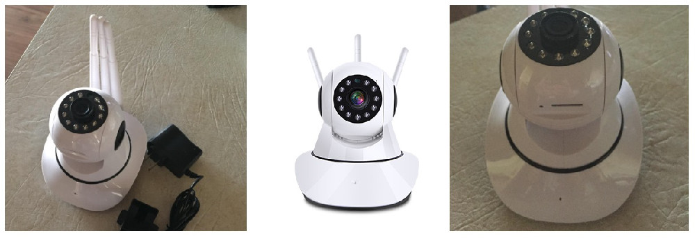 GH DYNAMICS Wireless Home Security Camera 1080P Review