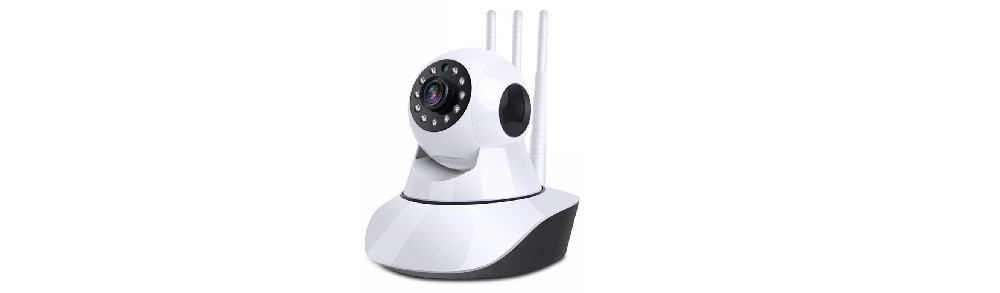 GH DYNAMICS Wireless Home Security Camera 1080P