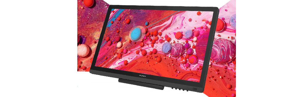 Huion KAMVAS 20 Drawing Pen Display Graphics Monitor