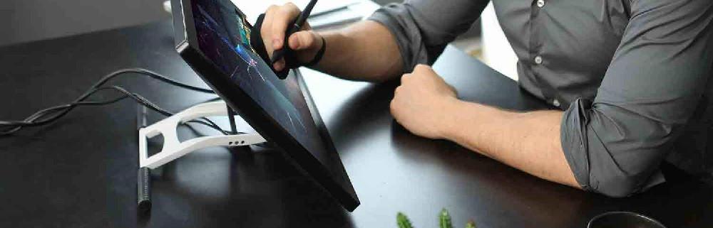 Huion KAMVAS 20 Drawing Pen Display Graphics Monitor Review
