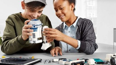 LEGO Star Wars Boost Droid Commander 75253 Review