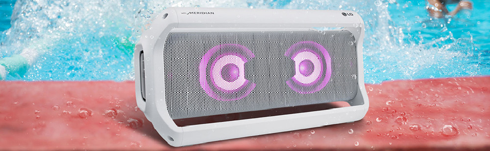 LG PK7W XBOOM Go Water-Resistant Wireless Bluetooth Party Speaker Review