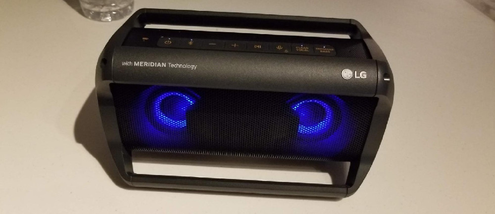 LG PK7W XBOOM Party Speaker
