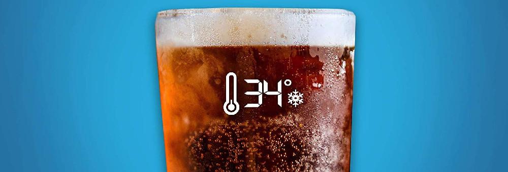 NewAir NBC126SS02 Beverage Refrigerator