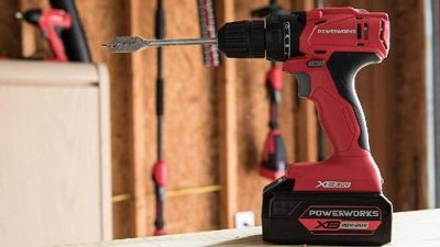 POWERWORKS XB 20V Cordless Drill Impact Driver Review