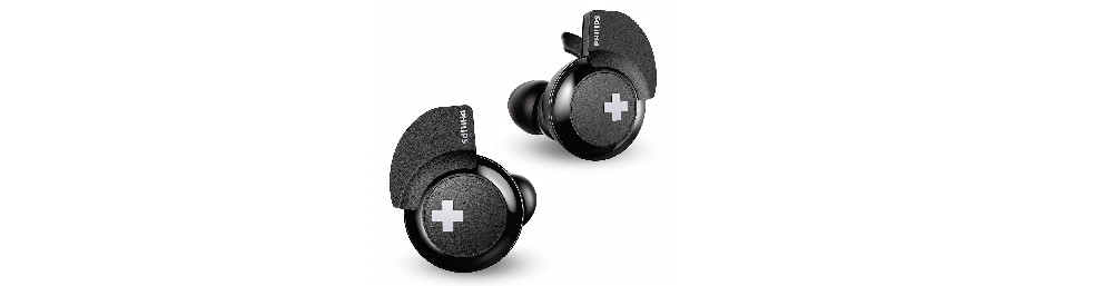 Philips BASS+ SHB4385 Wireless in-Ear Earbuds