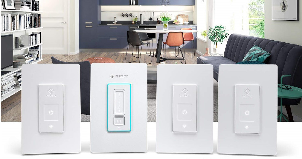 Smart Dimmer Switch by Etekcity