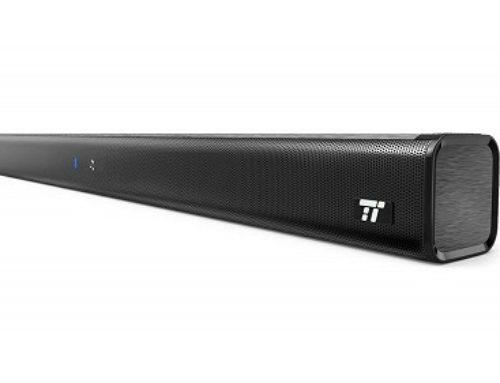 Soundbar, TaoTronics Three Equalizer Mode Audio Speaker for TV Review