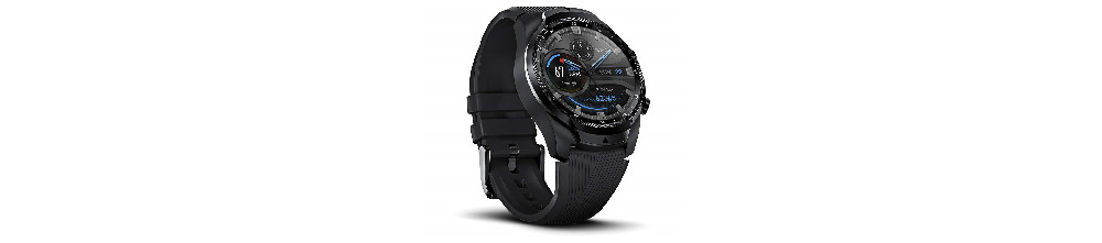 Ticwatch Pro 4G/LTE Dual Display Smartwatch