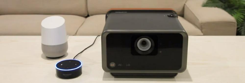 ViewSonic X10-4K True 4K UHD Smart Home Theater