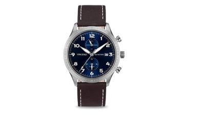 Vincero Luxury Men's Pilot Wrist Watch
