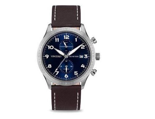Vincero Luxury Men's Pilot Wrist Watch Review