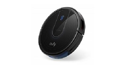 eufy BoostIQ RoboVac 11S Plus, Upgraded, Super-Thin, 1500Pa Strong Suction, Quiet, Self-Charging Robotic Vacuum