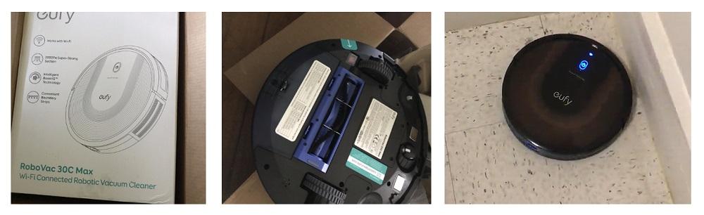 Eufy BoostIQ RoboVac 30C MAX Robot Vacuum